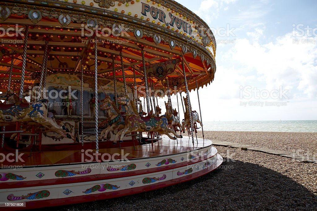 Carousel (For You) stock photo