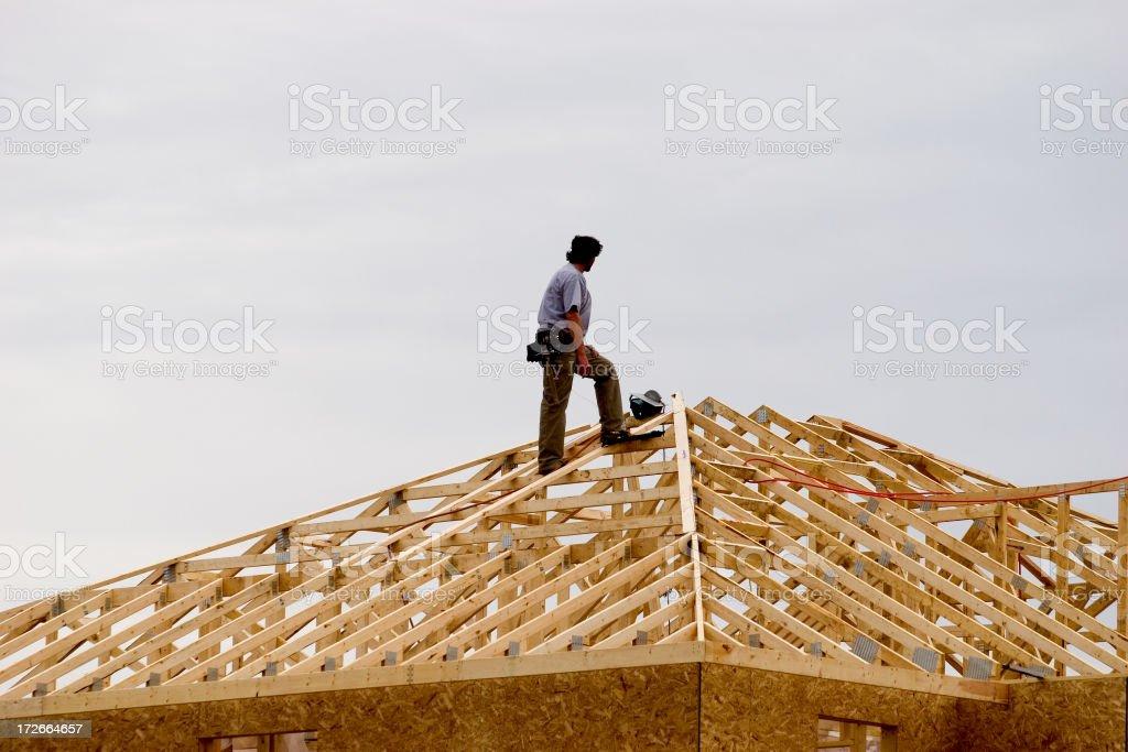 Carpenter # 2 royalty-free stock photo