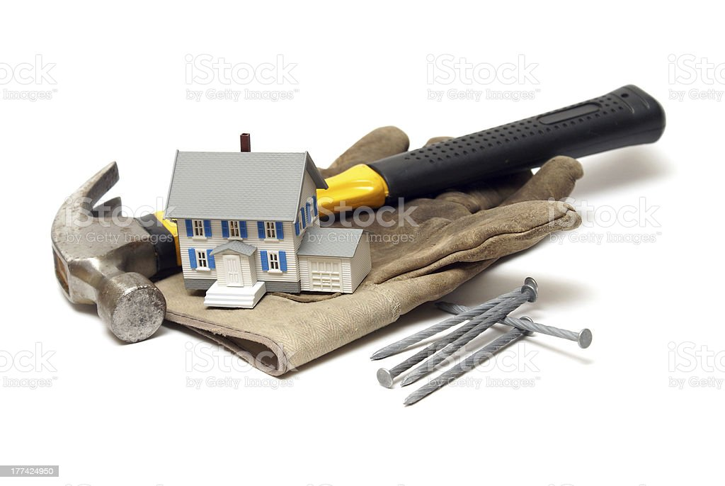 Carpentry stock photo