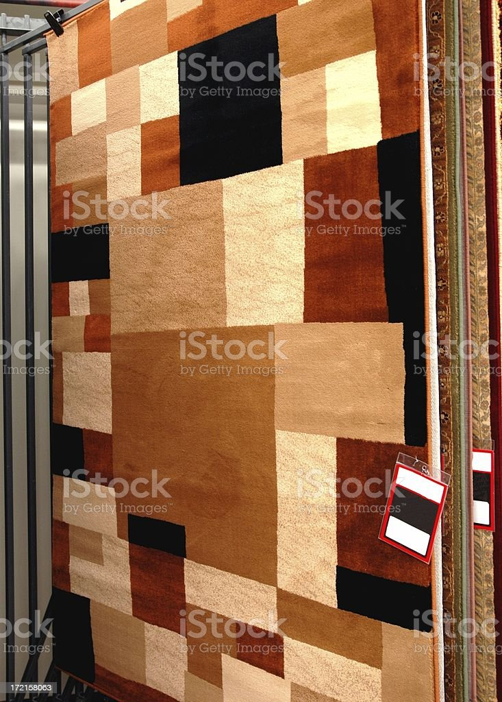 Carpet Area Rug royalty-free stock photo