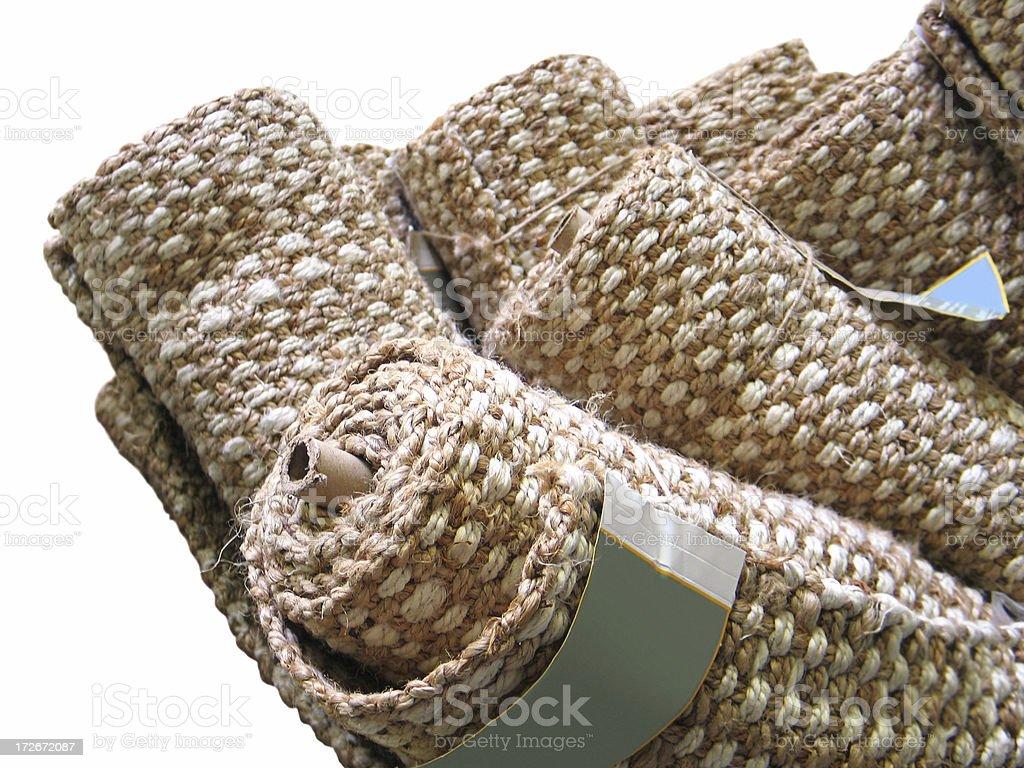 Carpet - Area Rugs stock photo