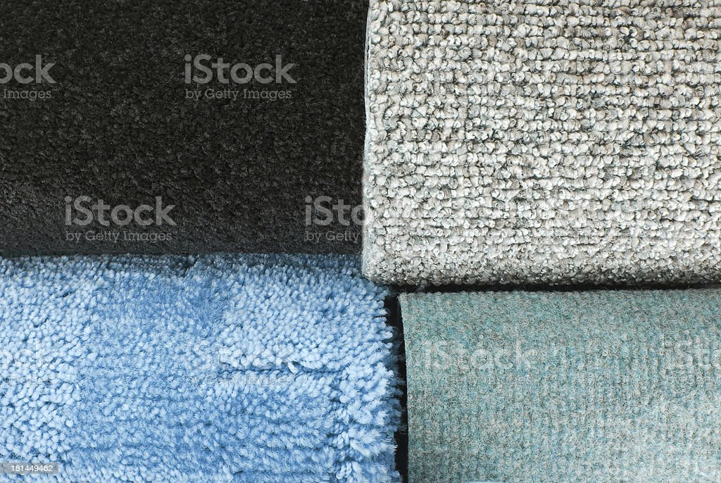 carpet choice royalty-free stock photo