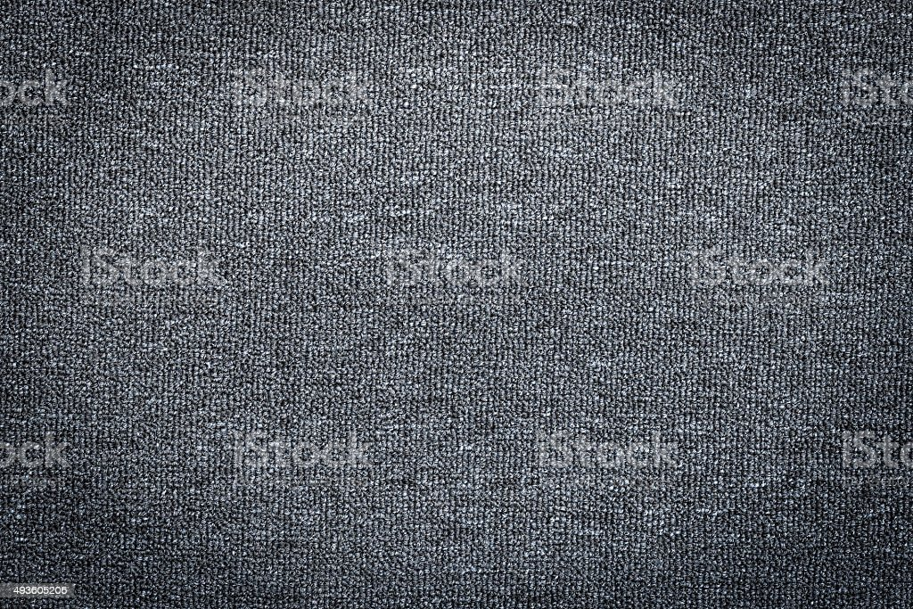Carpet gray texture pattern. stock photo