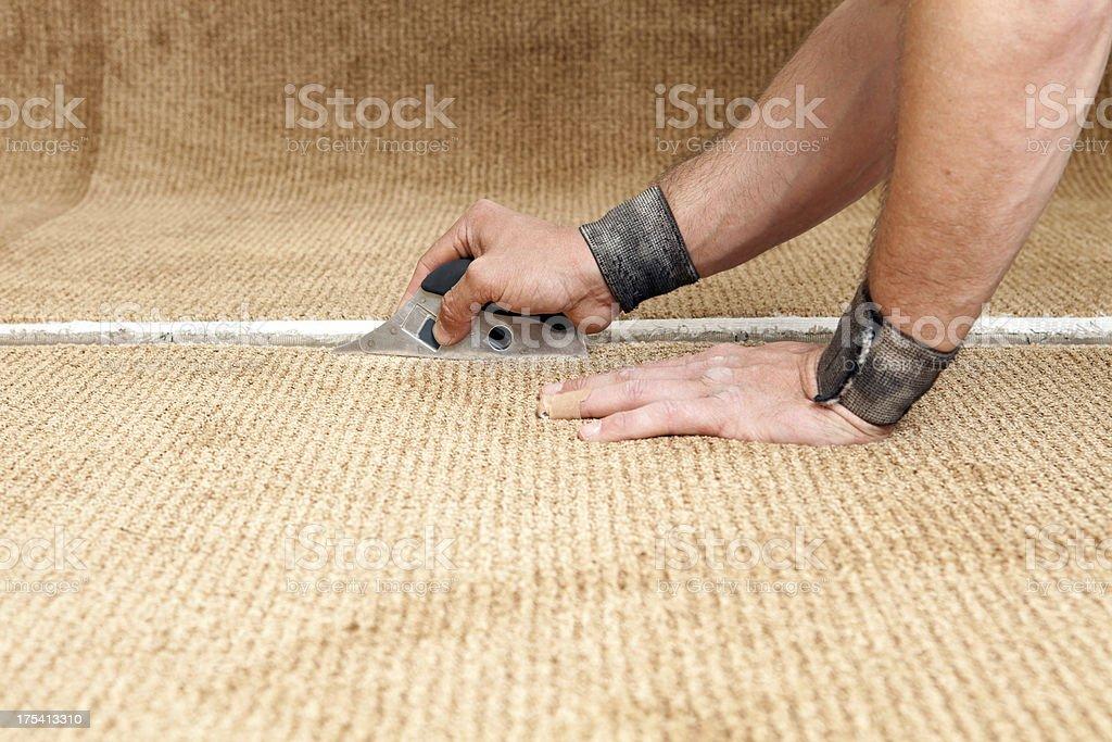 Как класть ковролин своими руками 93
