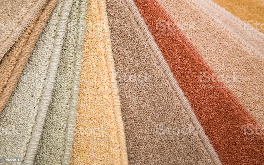 Carpet Sample royalty-free stock photo