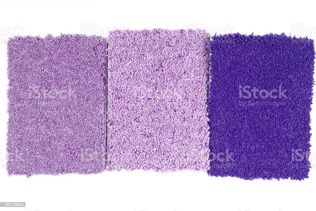 carpet selection royalty-free stock photo