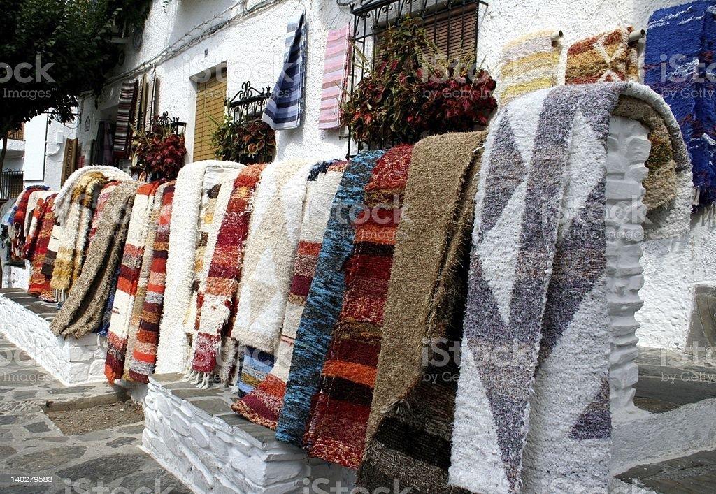 carpets royalty-free stock photo