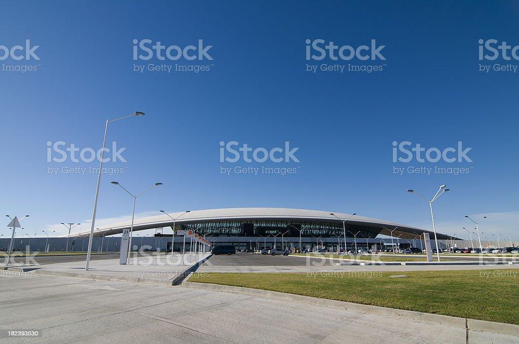 Carrasco Internationa Airport - Montevideo Uruguay stock photo
