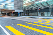 carriageway of the Hong Kong international airport