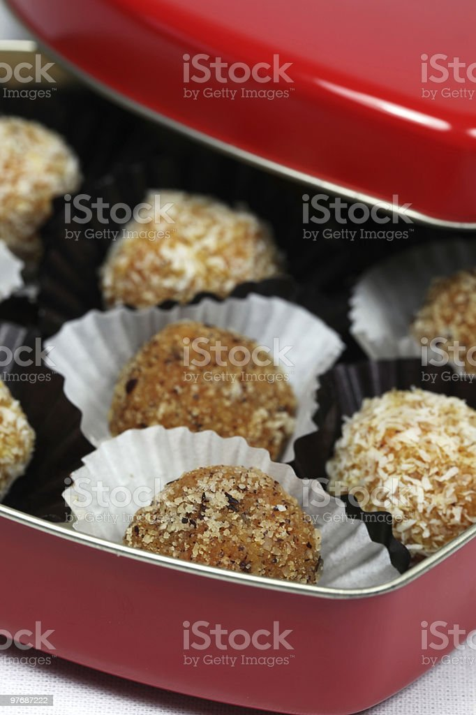 Carrot cookies royalty-free stock photo