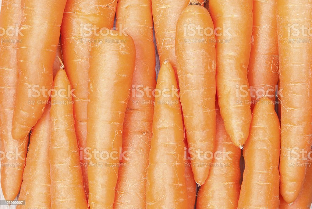 Carrots background royalty-free stock photo