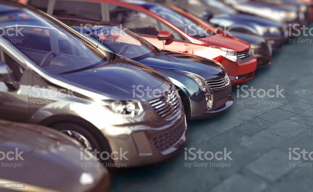 cars stock photo