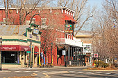 Carson Street, in Carson City, Nevada