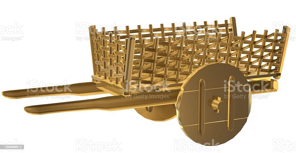 cart royalty-free stock photo