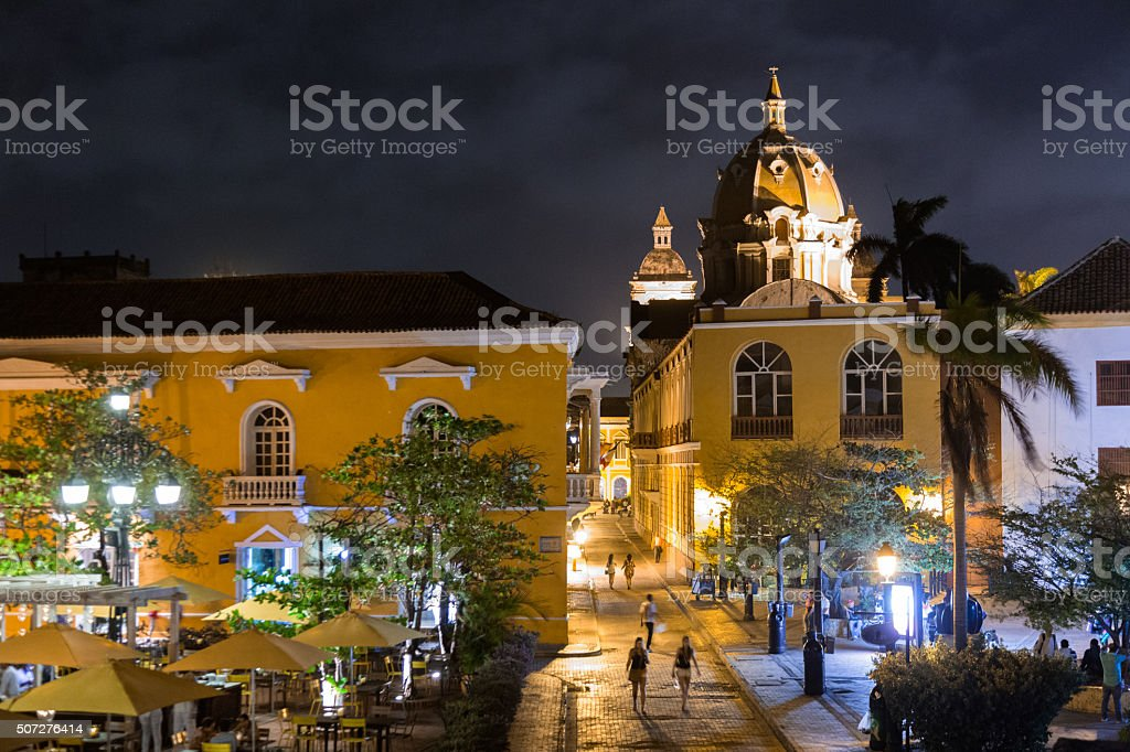Cartagena, Colombia stock photo