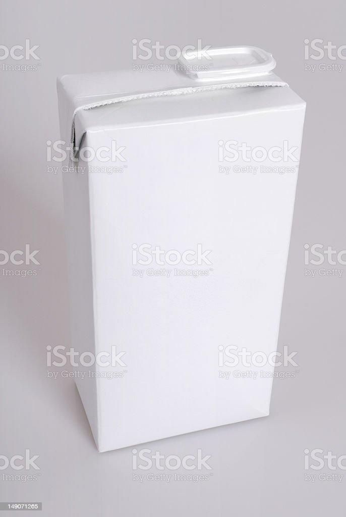 Carton Liquid Packaging stock photo