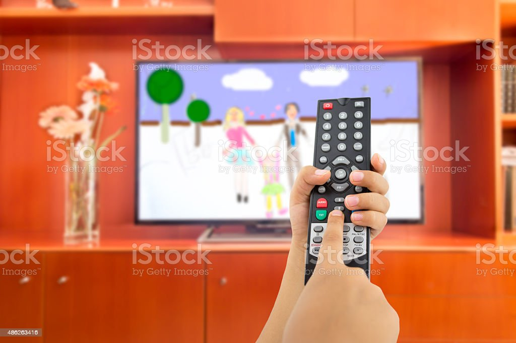 cartoons and animated stock photo