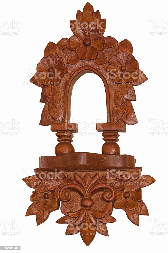 Carved Ornament royalty-free stock photo