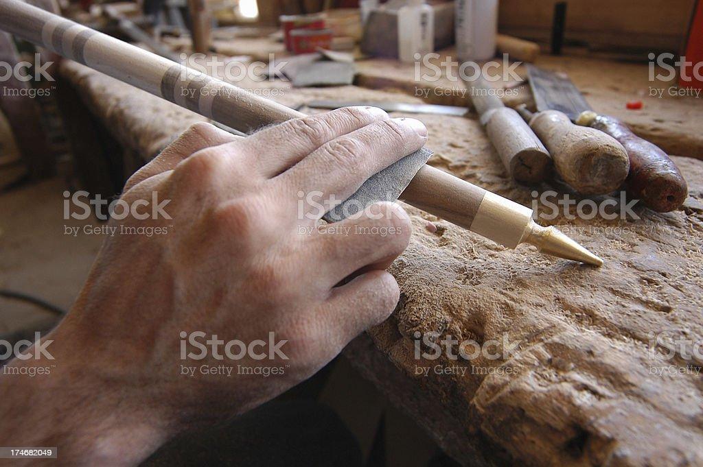 carver royalty-free stock photo