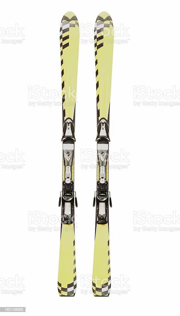 Carving ski #3 stock photo