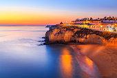 Carvoeiro in Algarve region, Portugal, Europe