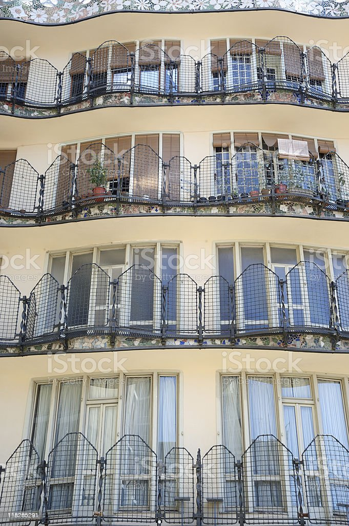 Casa Batllo  stock photo