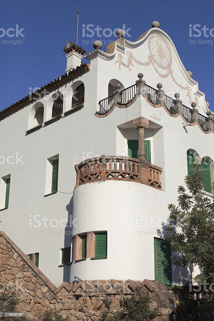 Casa Trias royalty-free stock photo