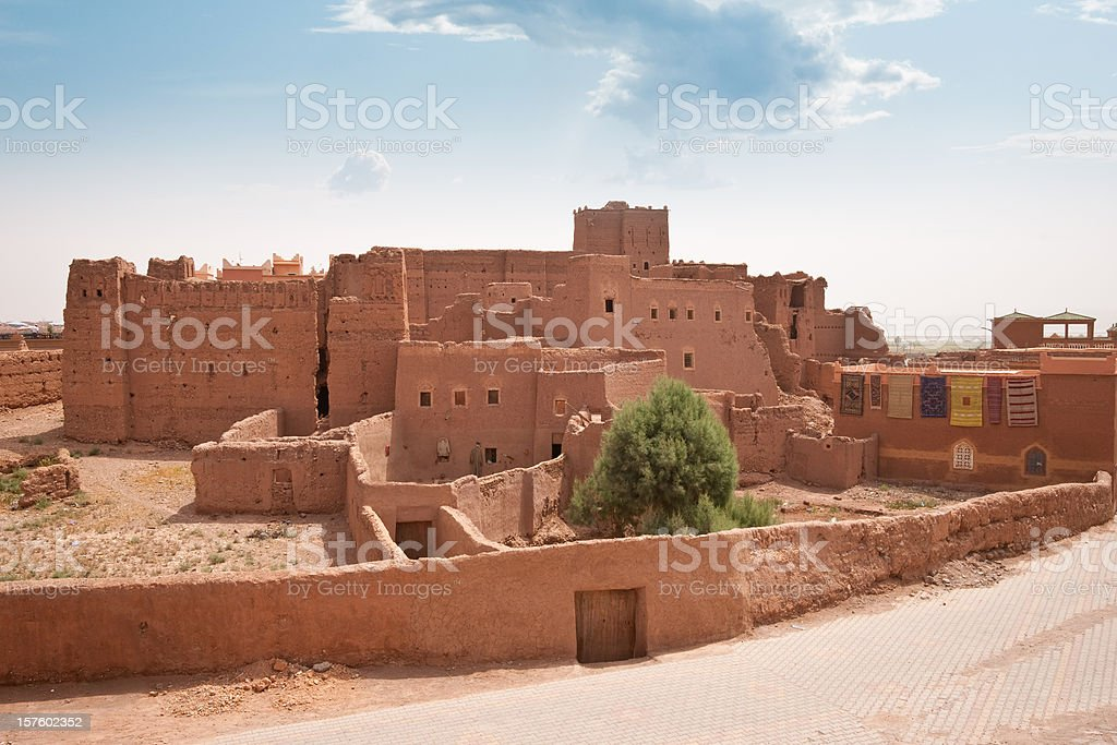 casbah royalty-free stock photo