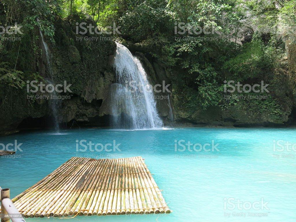 cascada stock photo