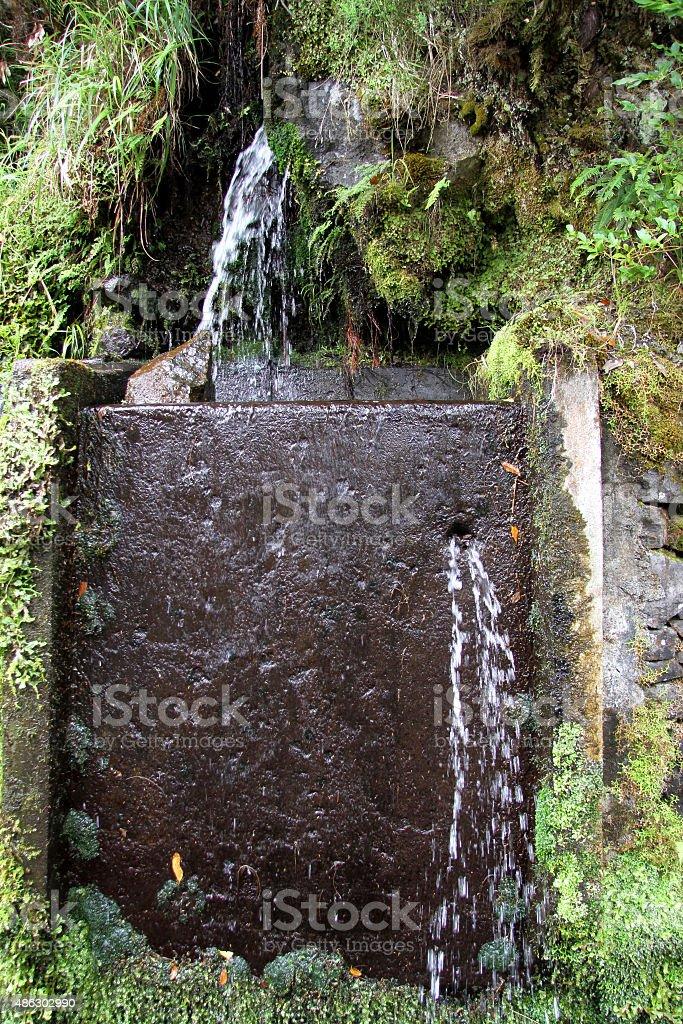 Cascada zbiór zdjęć royalty-free