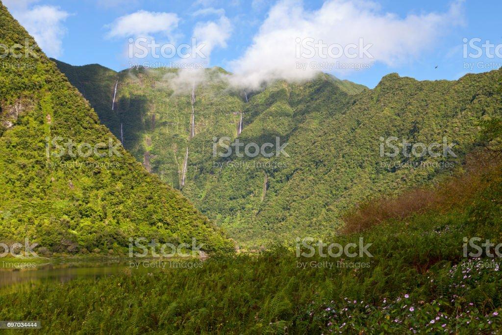 Cascades du Bras d'Annette in La Réunion – Foto