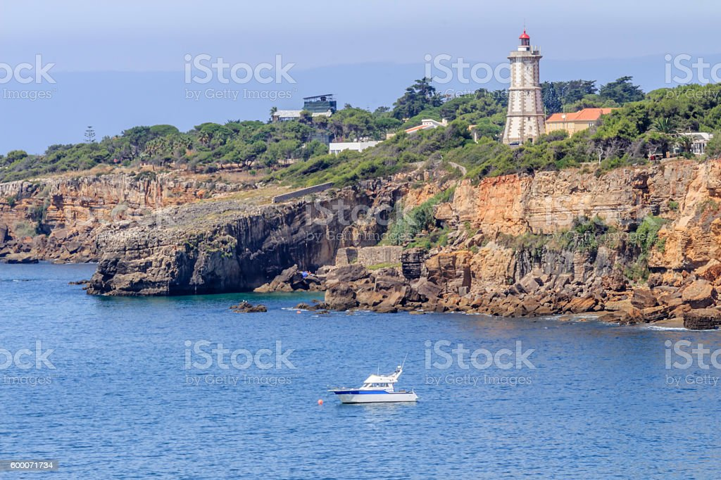 Cascais stock photo