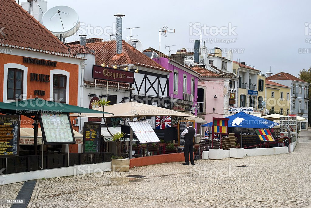Cascais, Portugal royalty-free stock photo