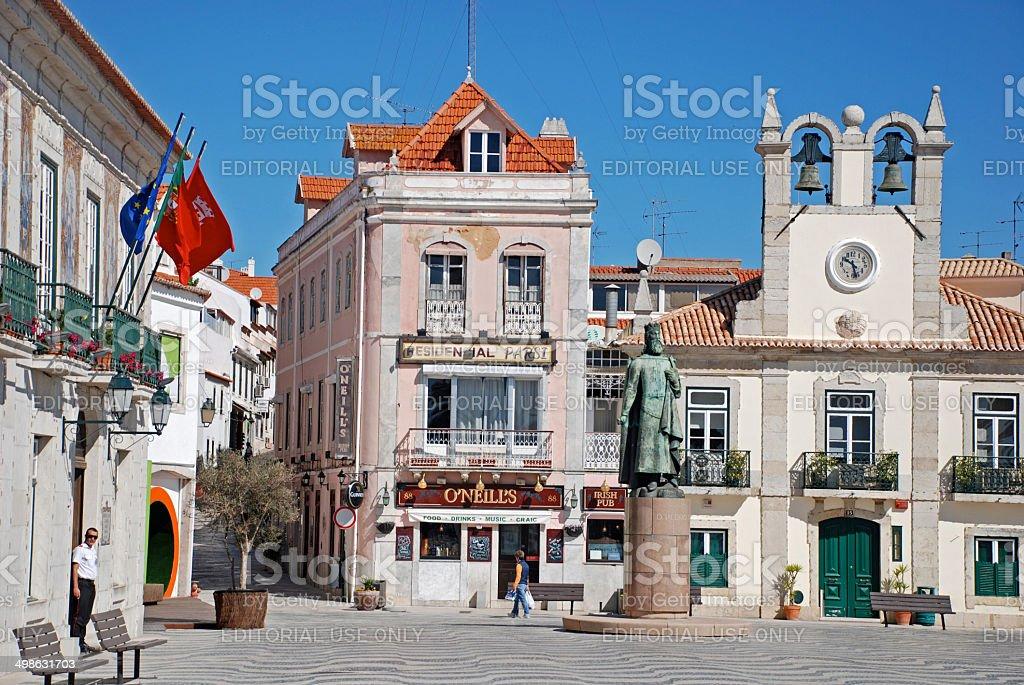 Cascais, Portugal. stock photo