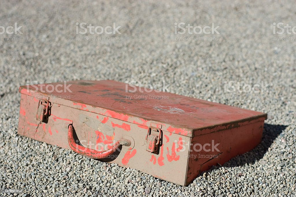 Case of Possibilities royalty-free stock photo