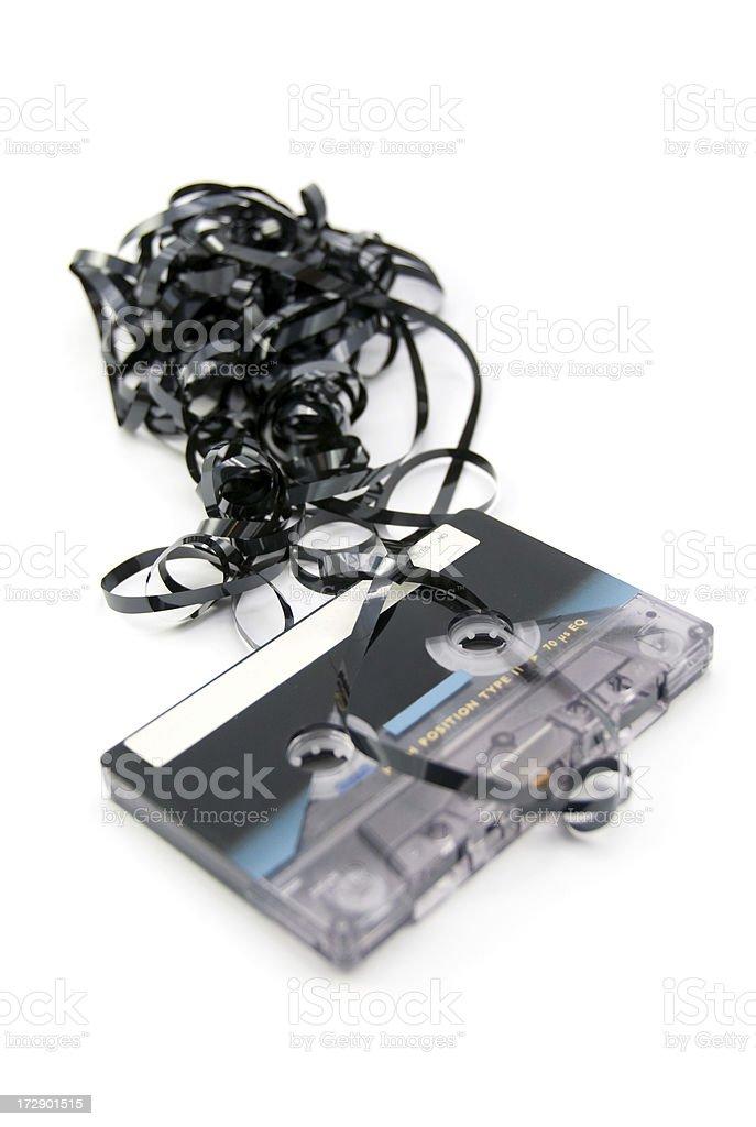 casette tape royalty-free stock photo
