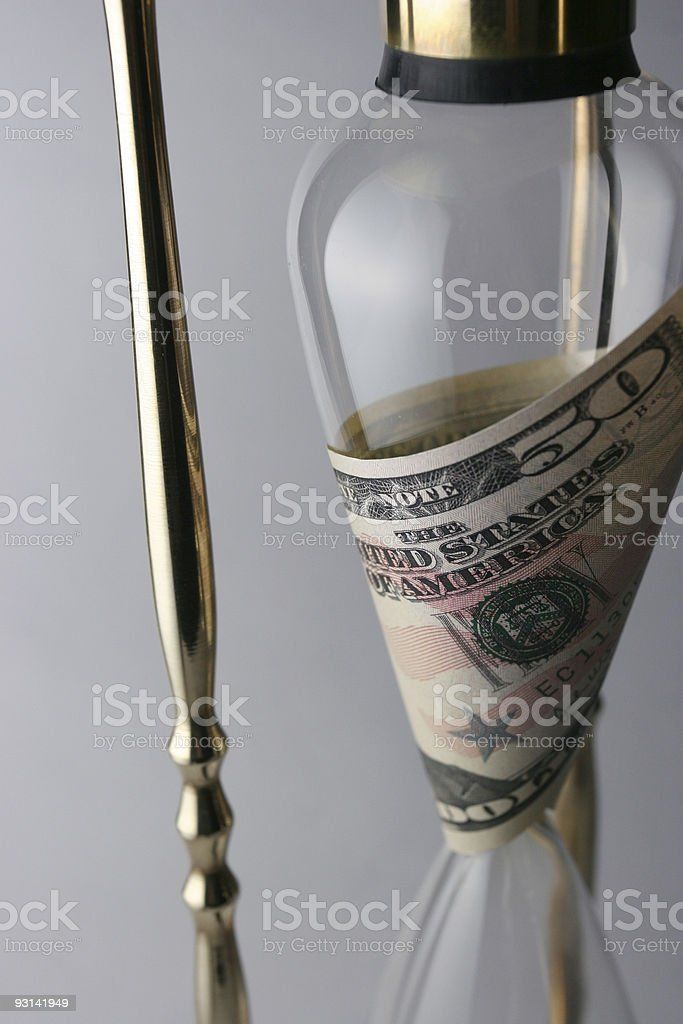 Cash Flow royalty-free stock photo