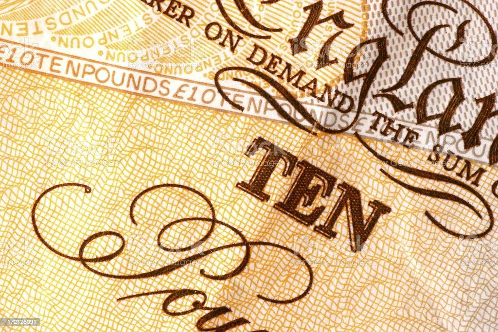 Cash royalty-free stock photo