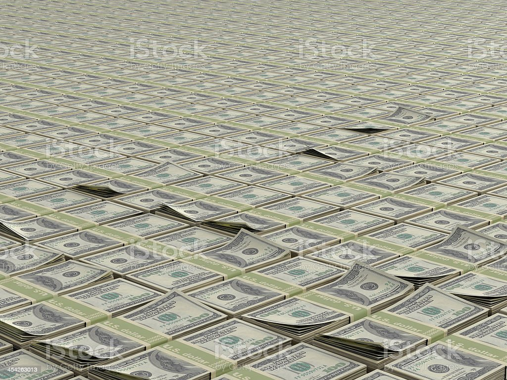Cash royalty-free stock photo