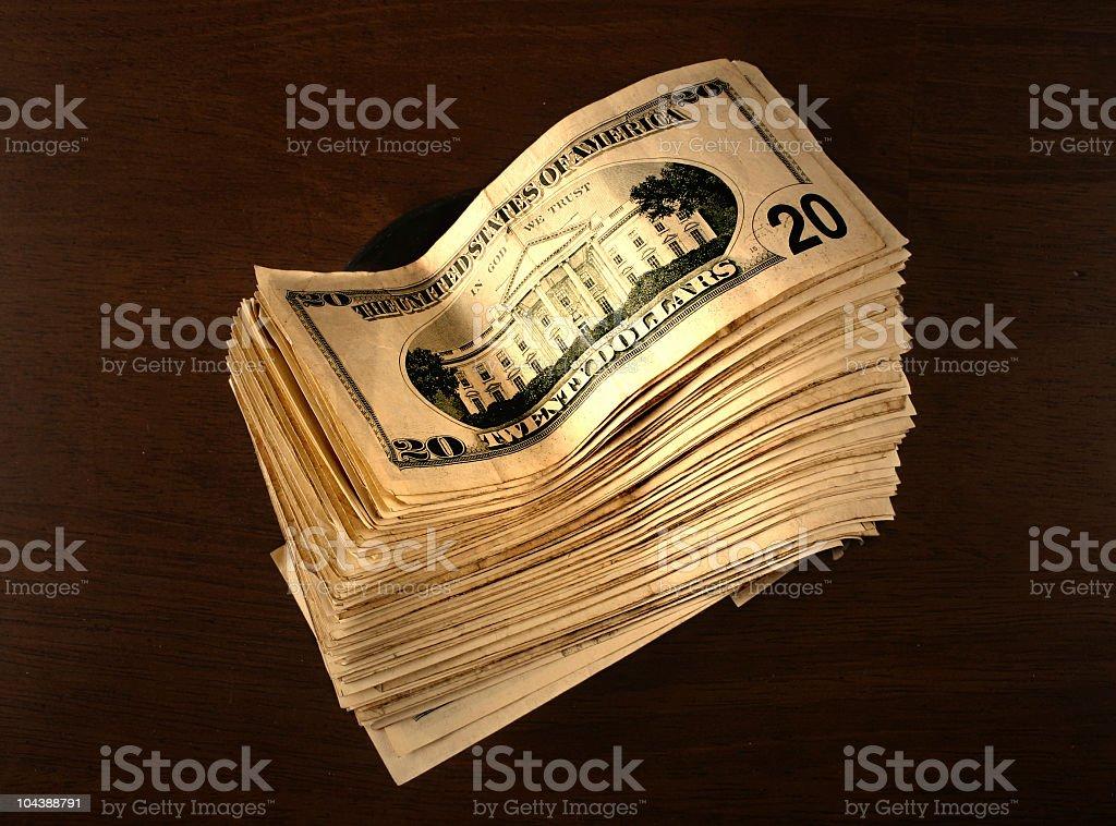 Cash_01 royalty-free stock photo