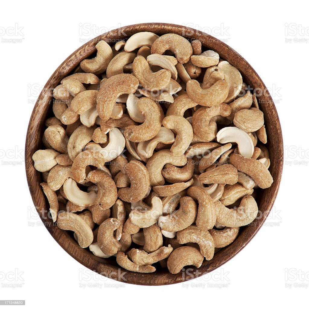 Cashew royalty-free stock photo