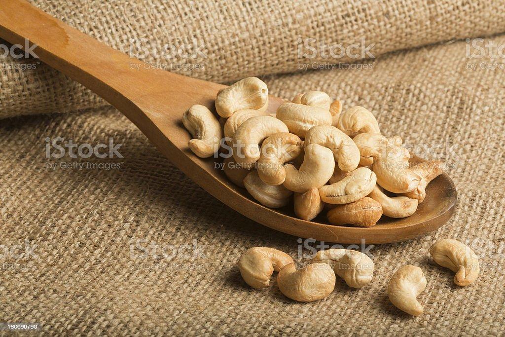 Cashew royalty-free stock photo
