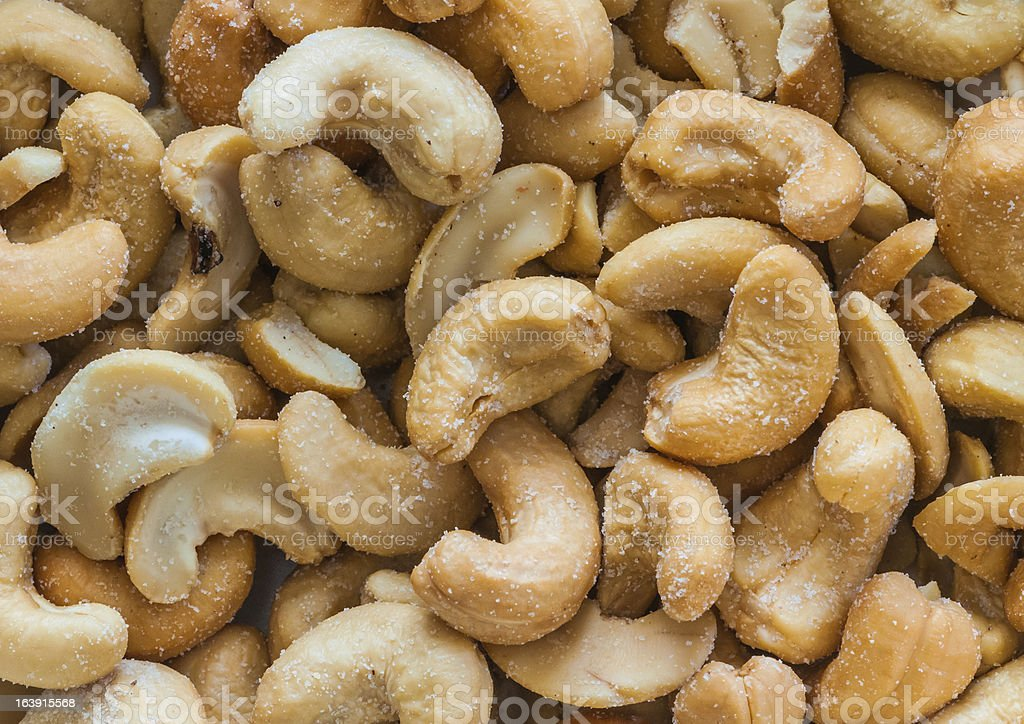Cashews royalty-free stock photo