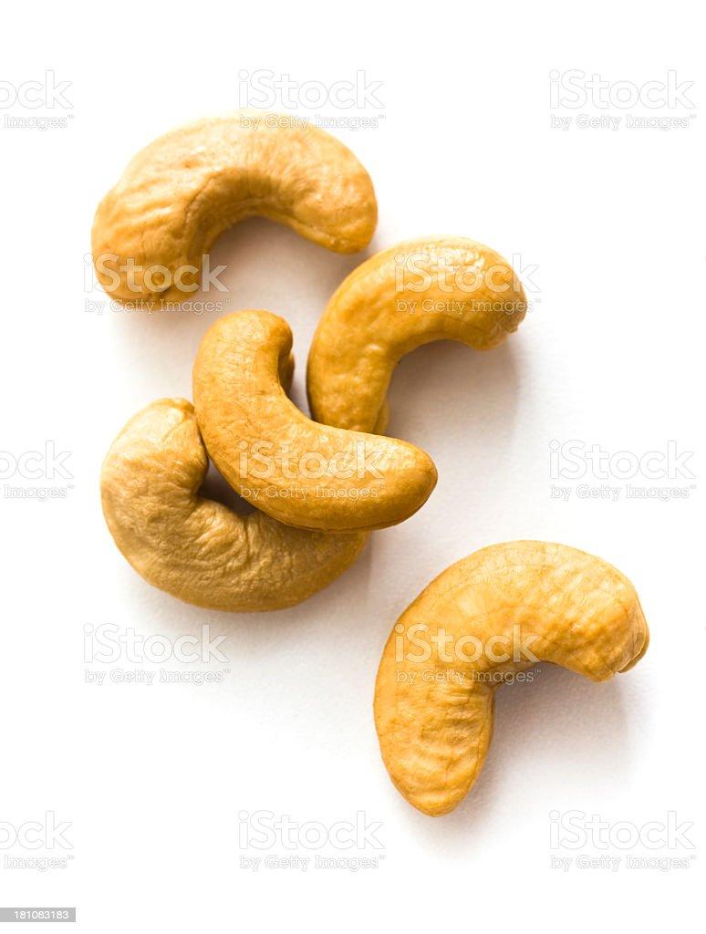 Cashews royalty-free stock photo