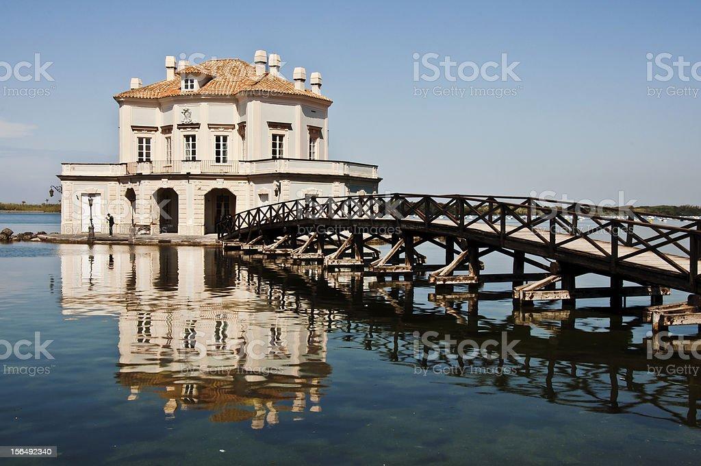 Casina Vanvitelliana royalty-free stock photo