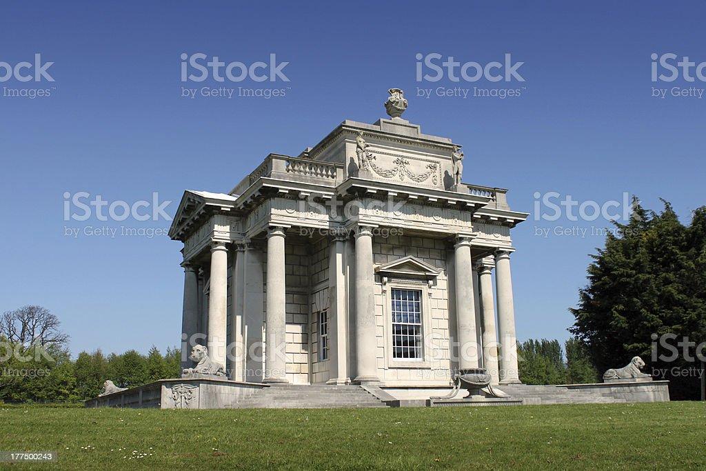 Casino At Marino, Dublin. royalty-free stock photo