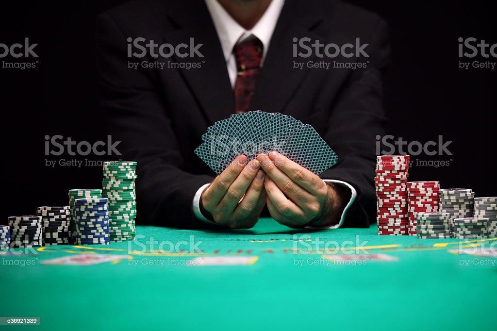 Casino Nightlife stock photo