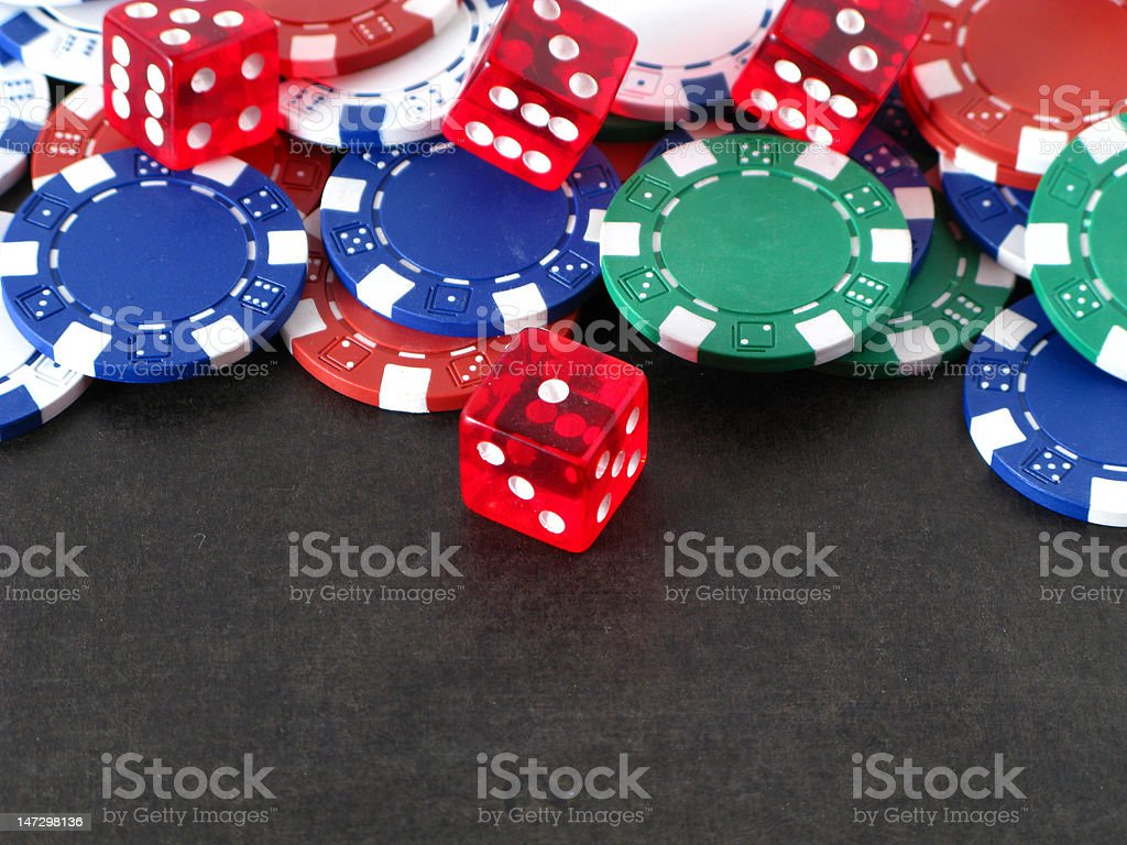 casino royalty-free stock photo