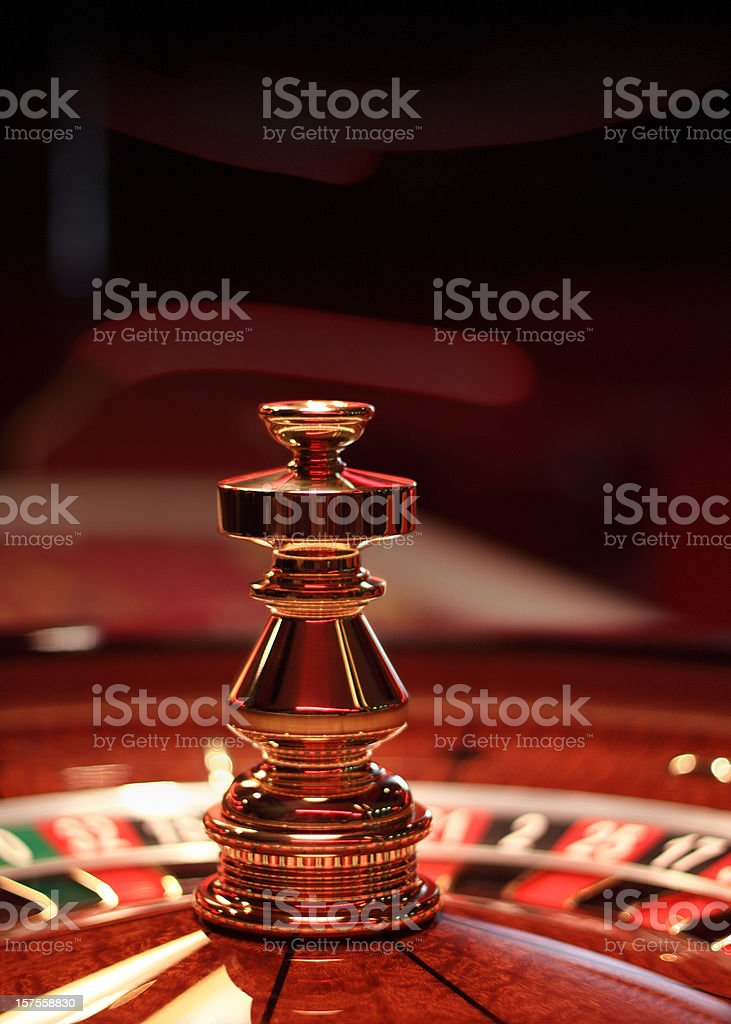 Casino roulette background royalty-free stock photo