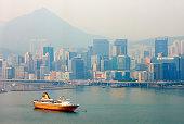 Casino Ship in Hong Kong